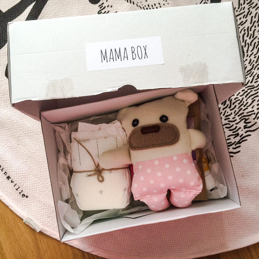 Mama Box Schweiz Schwangerschaft Mutterschaft Neugeborenes