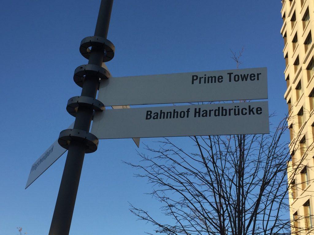 Prime Tower Hardbrücke