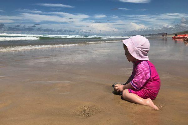 5 Gründe, weshalb mein Kind den Sonnenschutz verweigert