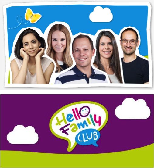 Coop Hello Family Club Blogger