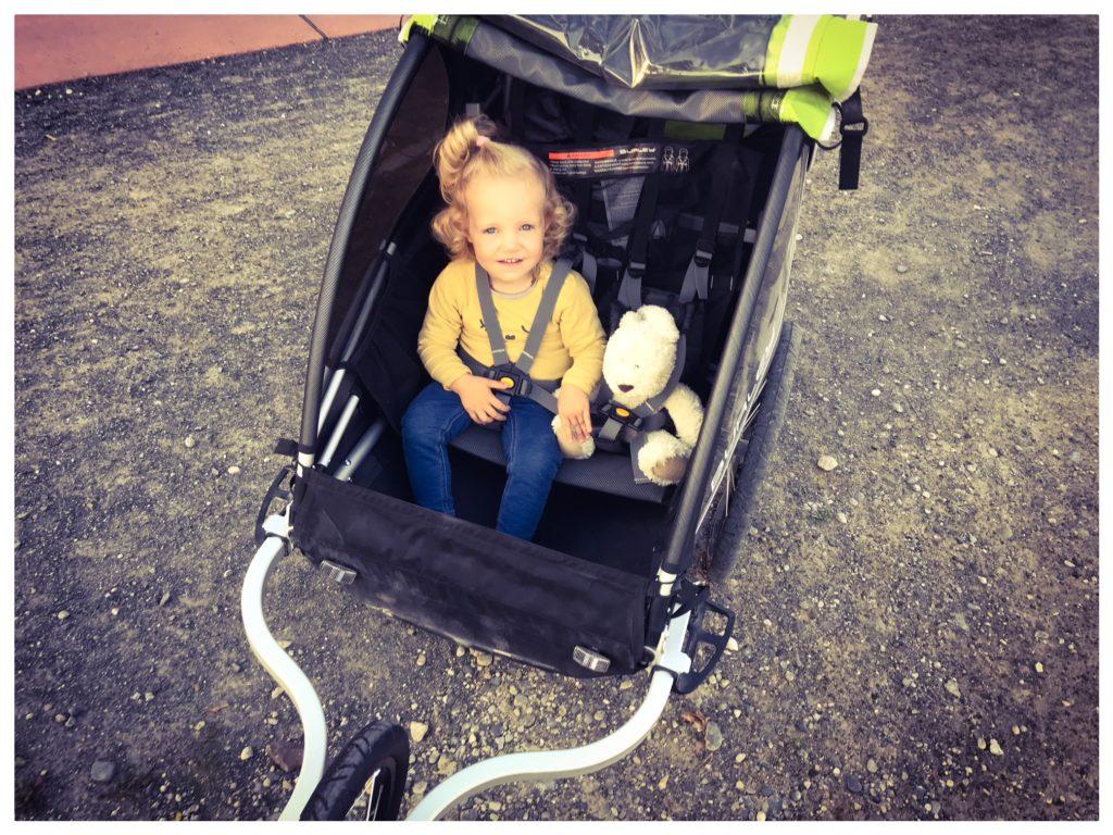 Burley Jogging Kit Running Baby