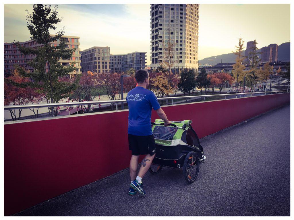 Burley Jogging Kit Running