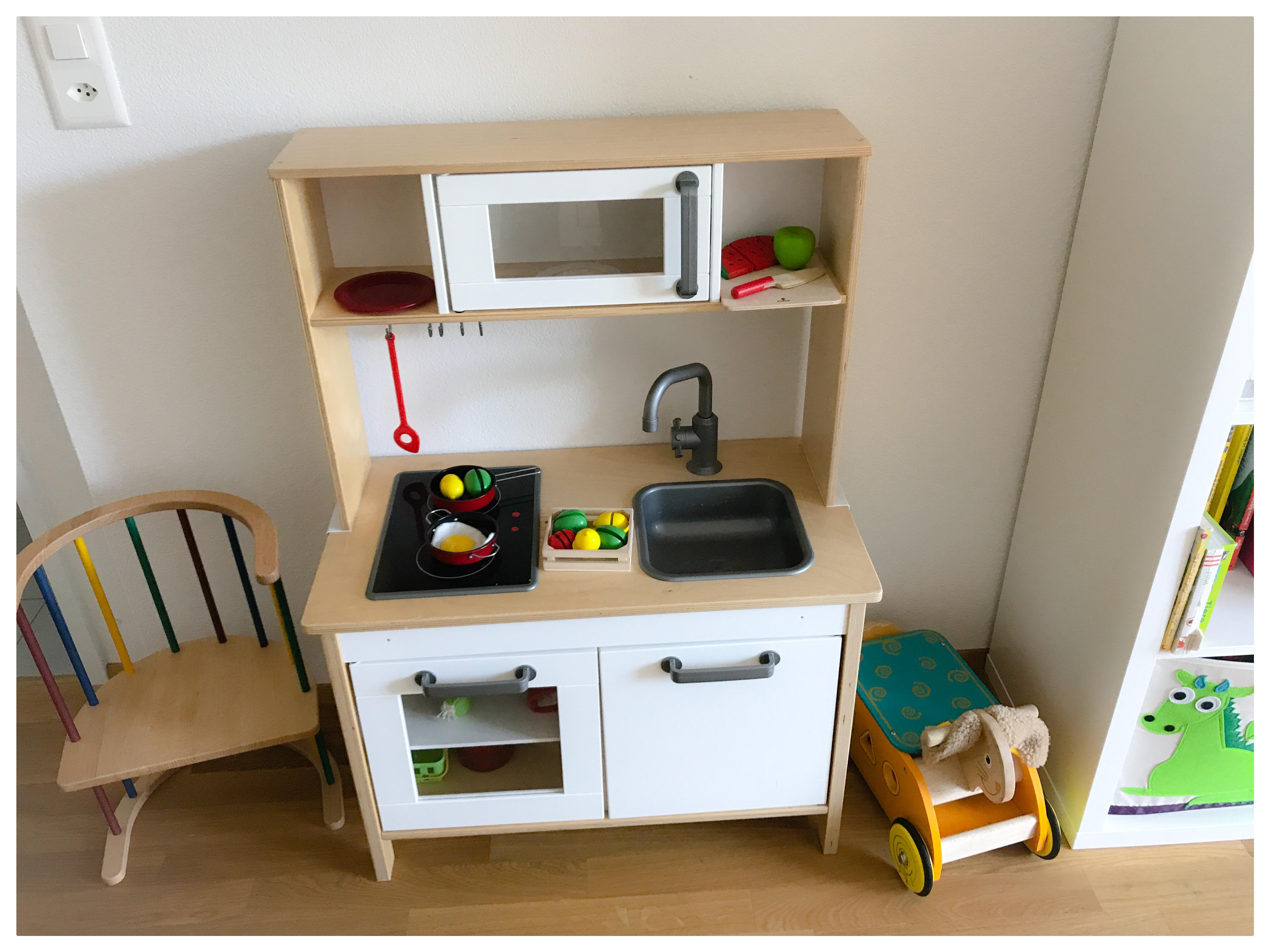 Kinderzimmer genderneutral Bruder Schwester Einrichtung Scandi-Style ...