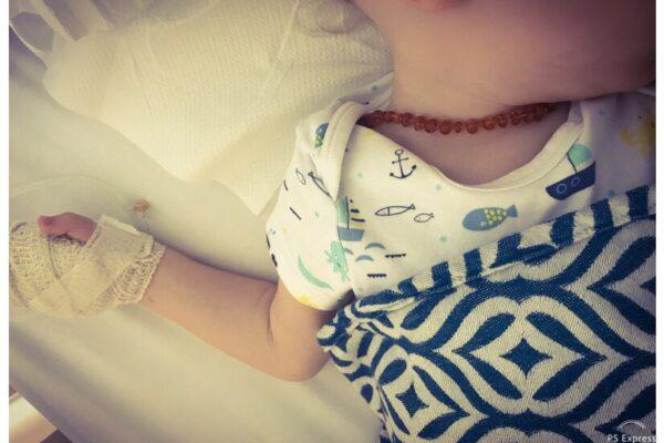 Krampfanfälle und Krankenhaus – wie wir uns unsere Ferien im Oman nicht vorgestellt hatten