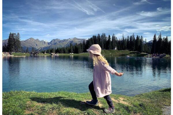 Unser Wochenende in der Familiendestination Serfaus