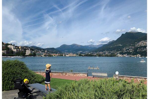 Ein Familienwochenende im Novotel Lugano-Paradiso